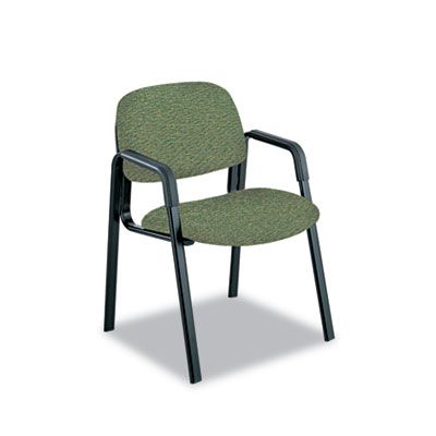Cava Urth Collection Straight Leg Guest Chair, Green