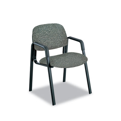Cava Urth Collection Straight Leg Guest Chair, Gray