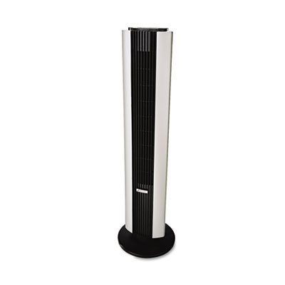 Holmes Remote Control Tower Fan, Three Speed, Black/Silver by Holmes Products BT440RC-U 048894030635 at Sears.com