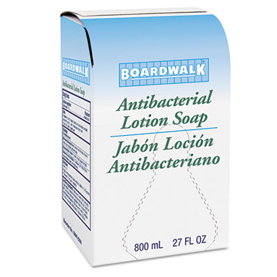 Antibacterial Soap, Floral Balsam, 800mL Box, 12/Carton