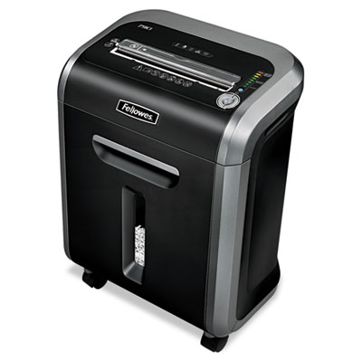 Powershred 79Ci Medium-Duty Cross-Cut Shredder, 16 Sheet Capacit