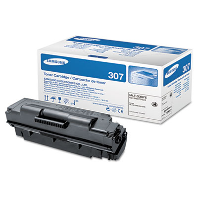 MLT-D307E (SV057A) Extra High-Yield Toner, 20000 Page-Yield, Black<br />91-SAS-SV061A