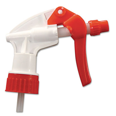 "Trigger Spray, 7 1/2"" Tube, Fits 16oz Bottles, 24/Carton"