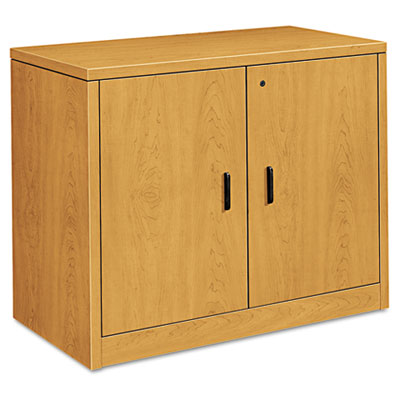10500 Series Storage Cabinet w/Doors, 36w x 20d x 29-1/2h, Harve
