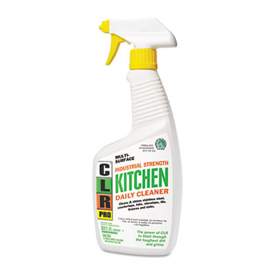 Kitchen Daily Cleaner, Light Lavender Scent, 32oz Spray Bottle,