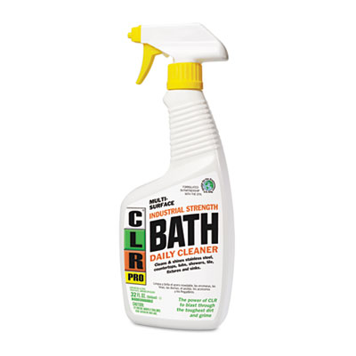 Bath Daily Cleaner, Light Lavender Scent, 32oz Pump Spray, 6/Car