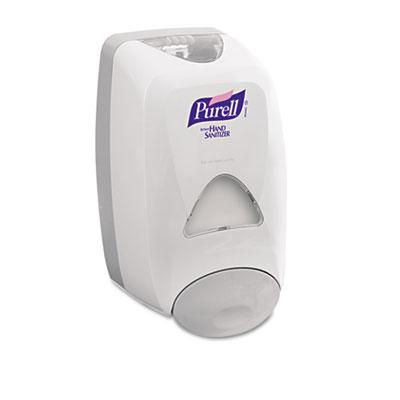 FMX-12 Foam Hand Sanitizer Dispenser For 1200mL Refill, White