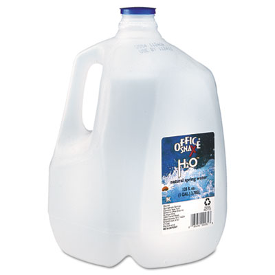 Bottled Spring Water,gal, 3/Carton