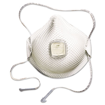 2700N95 Series HandyStrap Respirator, Half-Face Mask, Medium/Lar