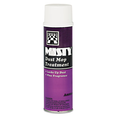 Dust Mop Treatment, Pine, 20oz Aerosol, 12/Carton