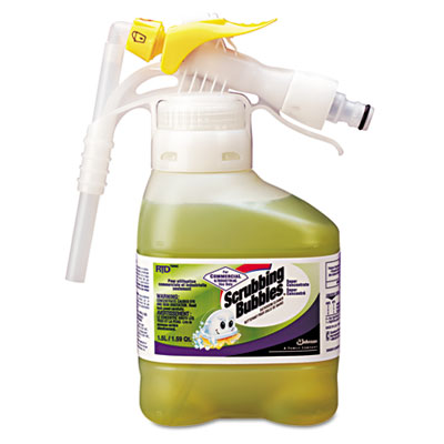 Super Concentrate Bathroom Cleaner RTD, Citrus, 50.7oz Bottle