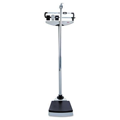 Medline Classic Mechanical Beam Scale, 500lb Capacity, 13-3/4 x