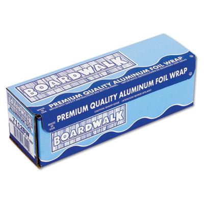 "Premium Quality Aluminum Foil Roll, 12""x 1000 ft, 16 Micron Thic"