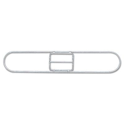 Clip-On Dust Mop Frame, 18w x 5d, Zinc Plated