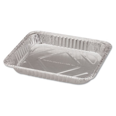 Steam Table Aluminum Pan, Half-Size, 1-1/2 Shallow