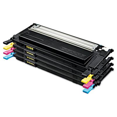 CLT-P409C (SU397A) Toner, Black/Cyan/Magenta/Yellow<br />91-SAS-SU397A