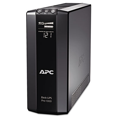 Back-UPS Pro 1000 Battery Backup System, 1000 VA, 8 Outlets, 355
