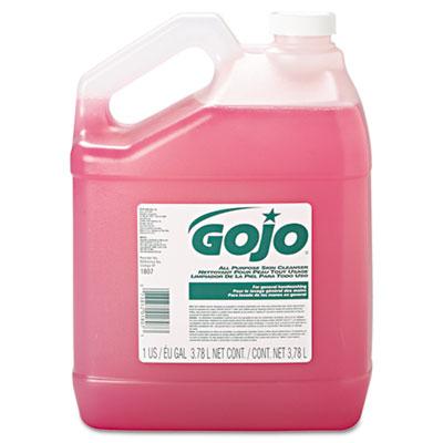 Bulk Pour All-Purpose Pink Lotion Soap, Floral, 1gal Bottle, 4/C