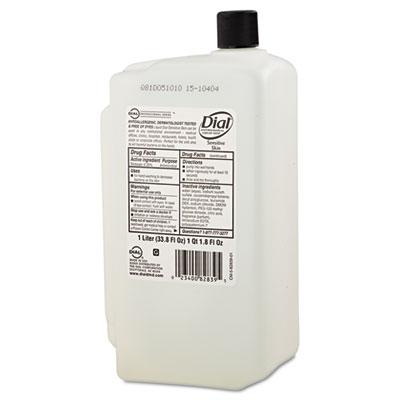 Antimicrobial Soap for Sensitive Skin, 1000mL Refill, 8/Carton