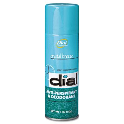Scented Anti-Perspirant & Deodorant, Crystal Breeze, 4oz Aerosol