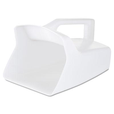 Bouncer Bar/Utility Scoop, 64oz, White