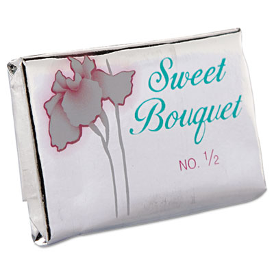 Face and Body Soap, Foil Wrapped, Sweet Bouquet Fragrance, .5oz