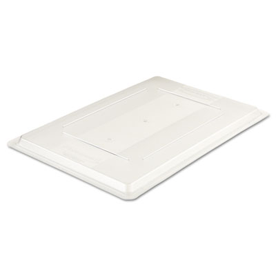 Food/Tote Box Lids, 26w x 18d, Clear