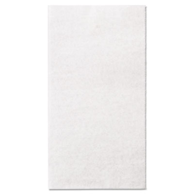 Eco-Pac Interfolded Dry Wax Paper, 10 x 10 3/4, White, 500/Pack,