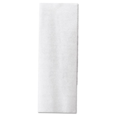 Eco-Pac Interfolded Dry Wax Paper, 15 x 10 3/4, White, 500/Pack,