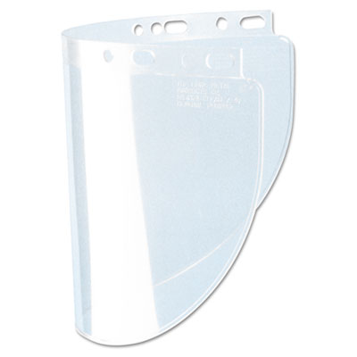 High Performance Face Shield Window, Wide Vision, Propionate, Cl
