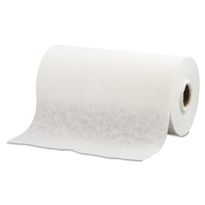 WYPALL X60 Wipers, Small Roll, 9 4/5 x 13 2/5, White, 130/Roll,