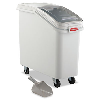 ProSave Mobile Ingredient Bin, 20.57gal, 13 1/8w x 29 1/4d x 28h