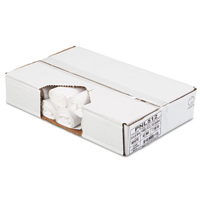 Linear Low Density Can Liners, 33 x 39, Black, 150/Carton