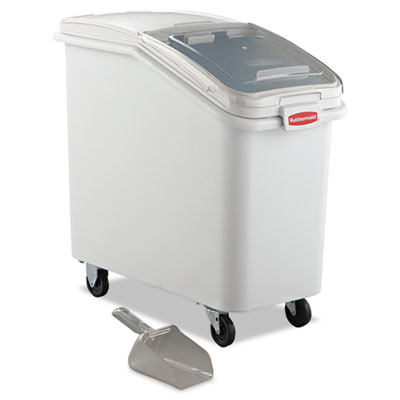 ProSave Mobile Ingredient Bin, 26.18gal, 15 1/2w x 29 1/2d x 28h