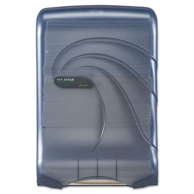 Hi-Capacity Ultrafold Multi/C-Fold Towel Dispenser, 11 3/4w x 6