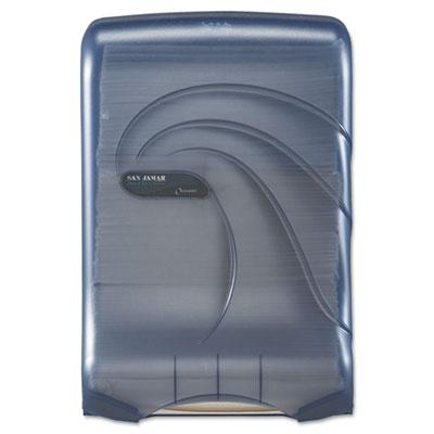 Hi-Capacity Ultrafold Multi/C-Fold Towel Dispenser, 11 3/4w x 6