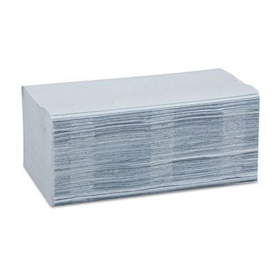 L10 Windshield Towels, 9 1/10 x 10 1/4, 1-Ply, L-Blue, 224/Pack,