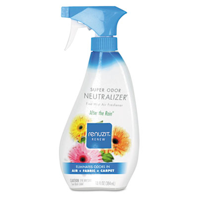 "Super Odor Neutralizer Fabric Spray, ""After the Rain"" Scent, 13o"