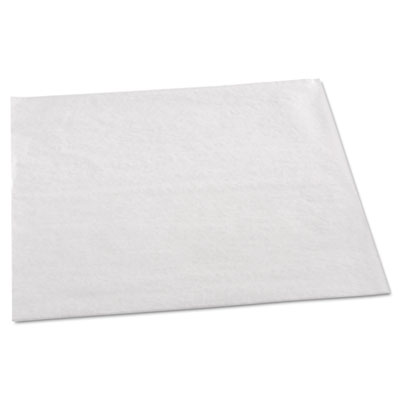 Deli Wrap Dry Waxed Paper Flat Sheets, 15 x 15, White, 1000/Pack