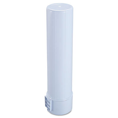 Water Cooler Cup Holder, White, 6/Carton