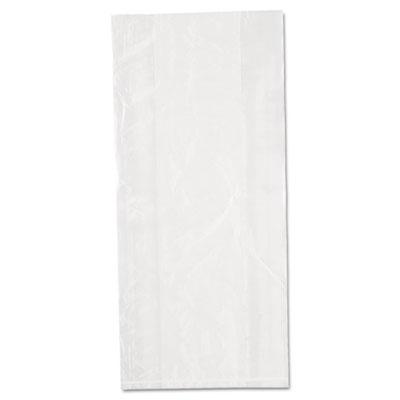 Get Reddi Food & Poly Bag, 8 x 4 x 18, 2gal, .85mil, Clear, 1000