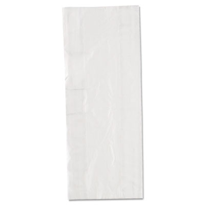 Get Reddi Food & Poly Bag, 6 x 3 x 15, 3.5qt, .68mil, Clear, 100