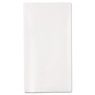 1/6-Fold Linen Replacement Towels, 13 x 17, White, 200/Box, 4 Bo