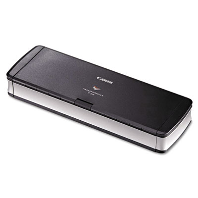 imageFORMULA P-215 Scan-tini Personal Document Scanner, 600 x 60