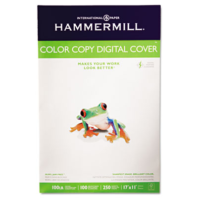 Copier Digital Cover, 92 Brightness, 17 x 11, Photo White, 250 S