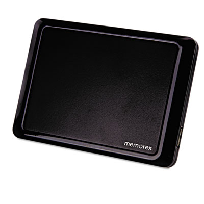 SlimDrive Portable Hard Disk Drive, 1 TB, USB 3.0