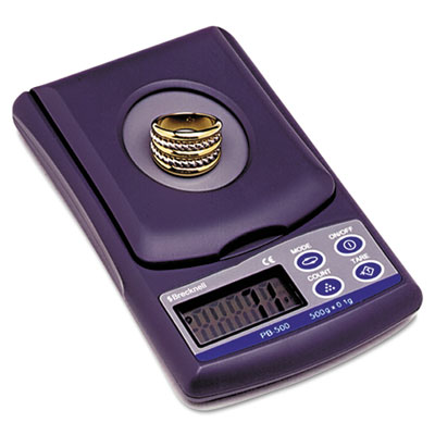 Handheld Mechanical Utility Balance Scale, 500g Capacity, 2-1/2