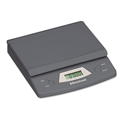 Electronic Postal/Shipping Scale, 25lb Capacity, 6-1/2 x 8 Platf