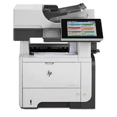 LaserJet Enterprise 500 MFP M525f Laser Printer, Copy/Fax/Print/