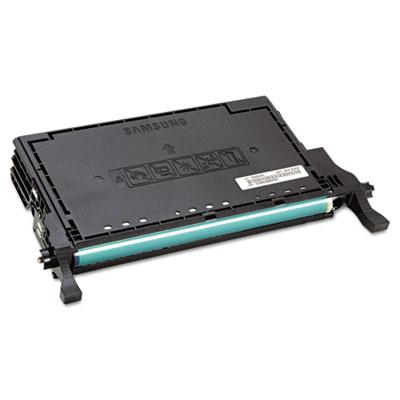 CLT-K609S (SU218A) High-Yield Toner, 7000 Page Yield, Black<br />91-SAS-SU220A